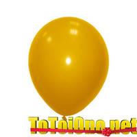 9 дюймов/23 см Металлик Золотистый