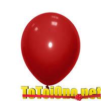 12 дюймов/30 см Металлик Красный