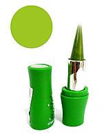 Сурьма зеленая с золотым перламутром 0055