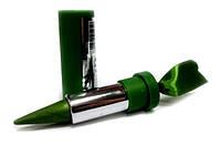 Сурьма-кохль зеленая с золотистым перламутром №20-2 с ленточкой