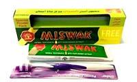 Арабская зубная паста мисвак 190г+щетка Dabur (срок до 08.17)