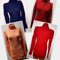 Туника женская зима оптом 3 цвета