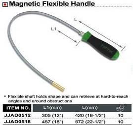 Магнит гибкий  L562 мм Toptul JJAD0518, фото 2