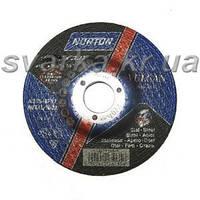 Круг зачистной Norton Vulcan 150х6.4х22.23