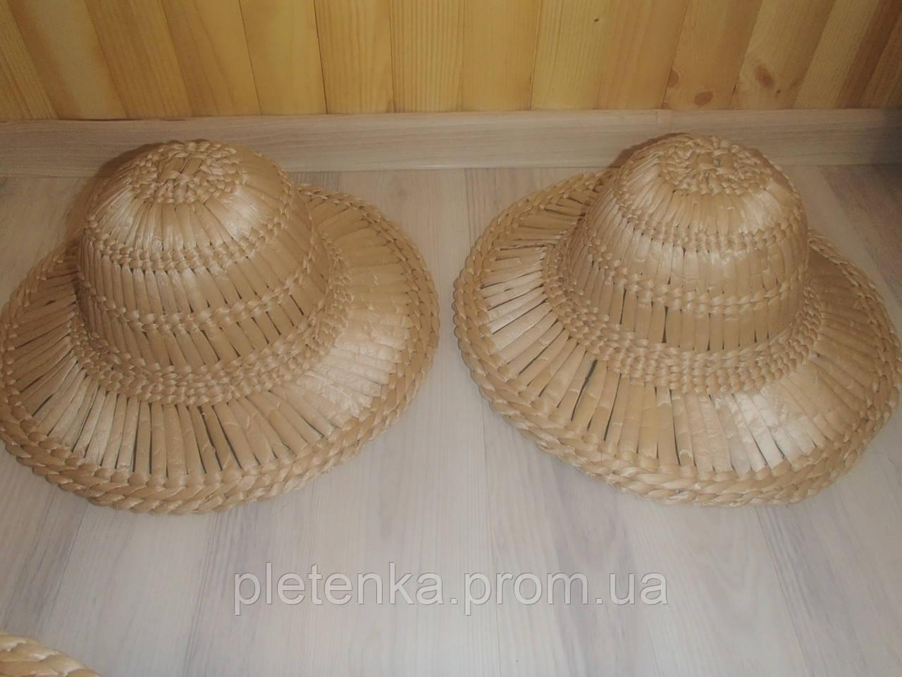 89436b4dadf2 Шляпа соломенная плетенная. Брыль -купить по лучшей цене в Украине ...