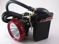 Налобный фонарь Коногонка шахтерская Shanxing SX - 0017