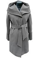Женское зимнее пальто Almatti модель VO-73 капучино
