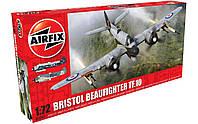 Модель самолета Bristol Beaufighter Mk.X (Late)  1/72