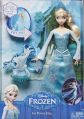 Disney Frozen Эльза на льду Ice Power Elsa Doll