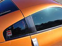 Nissan 350Z 2003-08 Carbon карбоновые накладки на двери дверные стойки Новые