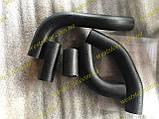 Патрубки радиатора охлаждения Заз 1102,1103,Таврия Славута к-кт 5 шт, фото 5