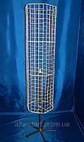 Вертушка барабан сеткой для навешивания крючков,кронштейнов, фото 1