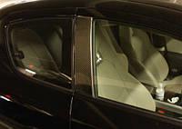 Mazda RX-8 RX8 2004-10 Carbon карбоновые накладки на двери дверные стойки Новые