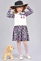 Детское платье необычного кроя