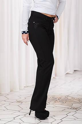ДТ17057  Женские брюки теплые размеры 46-56, фото 2