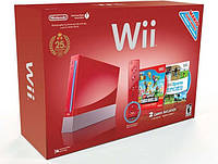 Игровые приставки Nintendo Wii