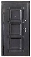 Входная дверь квартира (один контур, эконом улучшенная) модель Марсель мдф 16 мм