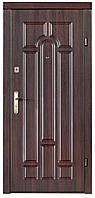 Входная дверь квартира (один контур, эконом улучшенная) модель Лагуна мдф 16 мм