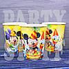 Одноразовые стаканчики Микки Маус и его друзья, 10 шт