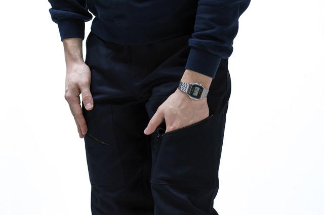 Уникальные передние карманы. У кого то видели такие?
