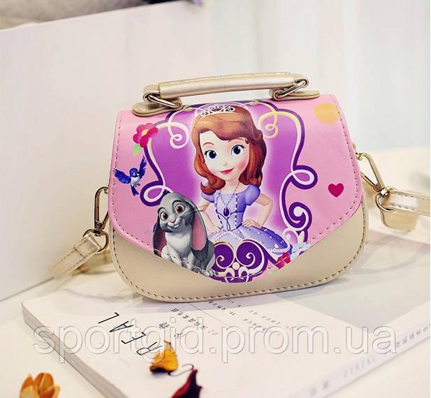 334adbee933c Детская сумочка для девочки принцесса София : продажа, цена в ...