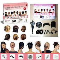 Набор заколок для волос хеагами - для быстрой и красивой прически Hairagami
