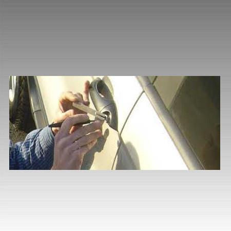Открыть замок автомобиля