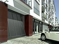 Ворота для коллективных гаражей