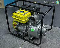 Бензиновая мотопомпа Кентавр КБМ100П (100 м³/час)