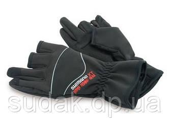 Перчатки SHIMANO XL