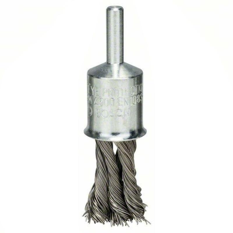 Щетка кистевидная Bosch 6 мм 0.35X20 мм пучки INOX