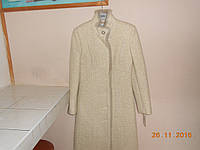 Утепленное нарядное пальто, фото 1