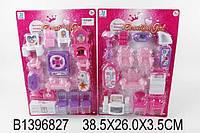 Набор мебели для кукол, 2 вида, на планшете 38,5*26,0*3,5см