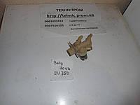 Заливной клапан стиральной машинки на 3 выхода б/у