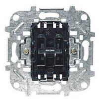 Механизм выключателя двухклавишного для жалюзи