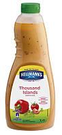 Дрессинг для салата  тысяча островов Hellmans 1л/флакон