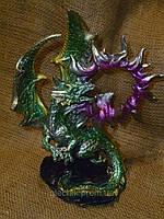 Декоративная статуэтка Дракон 27х21х11 сантиметров