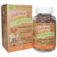 Органические витамины [Мишки Яммиk иммунный щит Hero Nutritional 90 шт (MegaFood)