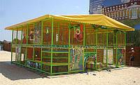 """Игровой лабиринт для улицы """"Джунгли"""", фото 1"""