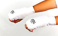 Накладки(перчатки)длякаратеХб+эластанVELO