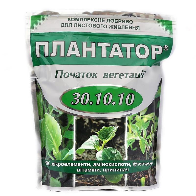 """Удобрение """"Начало вегетации"""" Плантатор 30-10-10 1кг"""