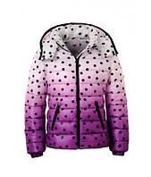 Куртка  для девочек оптом, Glo-Story, 134/140-170 рр., арт.GMA-3372