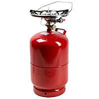 "«Rudyy®» Газовый комплект Rk-5 (2.6kw/пьезо) ""Пикник-Italy"" 12,5 литров + пьезо"