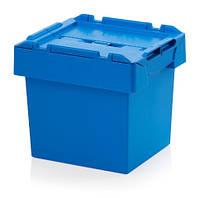 Пластиковый ящик для транспортировки 400 х 300 х 320