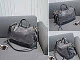 Текстильная женская  сумка, фото 4