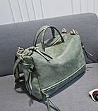 Текстильная женская  сумка, фото 6