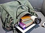 Текстильная женская  сумка, фото 7