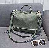 Текстильная женская  сумка, фото 8