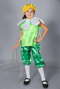 Детский карнавальный костюм Ромашка