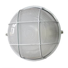 Светильник MAGNUM MIF 012 100W E27 белый (круг с реш.)